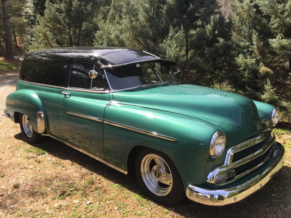 1951 Chevrolet Sedan Delivery  for Sale $35,000