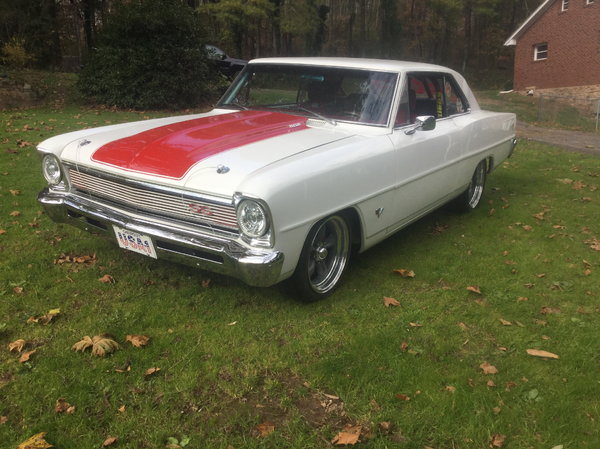 1966 Chevrolet Chevy II  for Sale $32,000