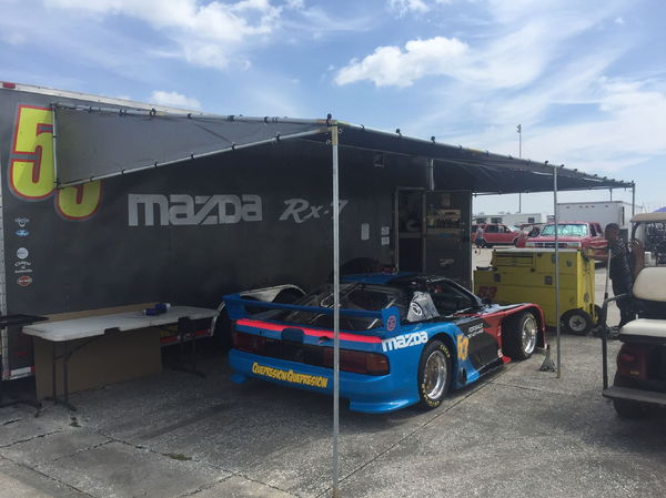MAZDA RACE CAR (package deal)  for Sale $75,000