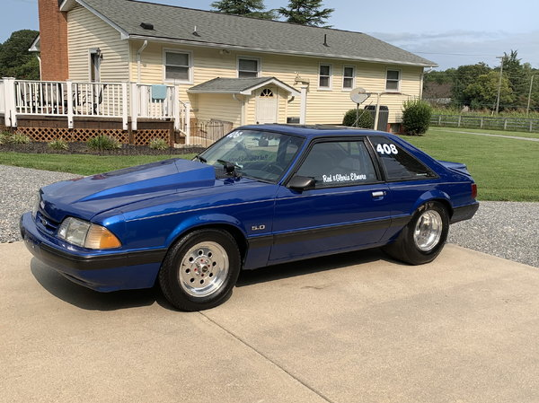 1988 Fox Body Mustang  for Sale $15,000