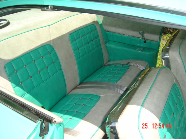1961 Chevy Belar   for Sale $35,000