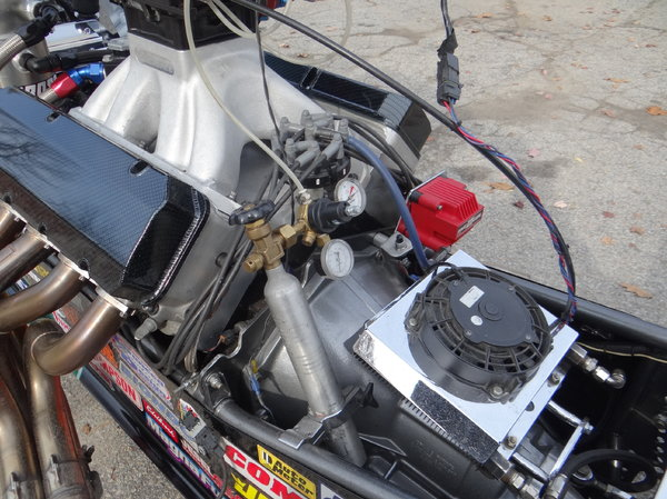 "235"" RaceTech Dragster Lots of updates- RacePak Dash  for Sale $35,000"