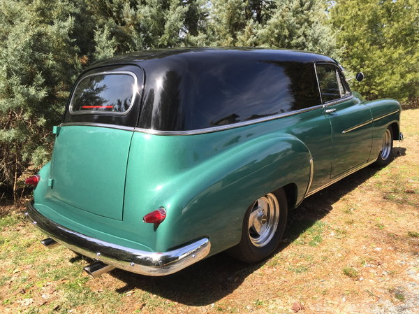 1951 Chevy Sedan Delivery Street Rod  for Sale $35,000