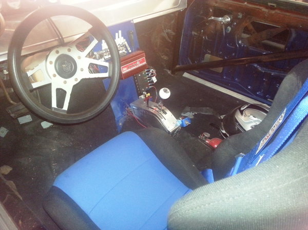 Turnkey, 78 Pontiac Grand Prix, 700+hp Drag Car   for Sale $8,000