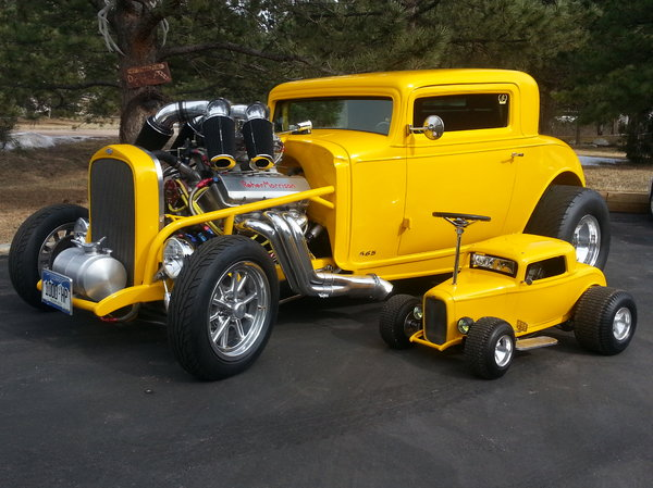 1932 Chevrolet 3 Window  for Sale $74,500