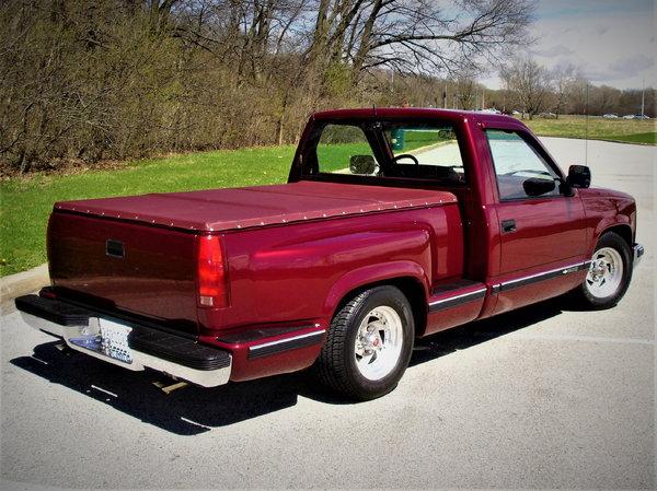 1989 Chevrolet C1500  for Sale $12,500