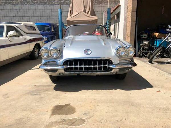 1958 Chevrolet Corvette  for Sale $75,000