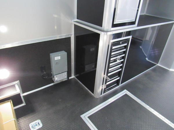 2020 C 34ft Bath Package Race Trailer by Cargo Mate