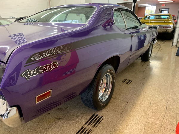 1971 Plymouth Duster  for Sale $32,500