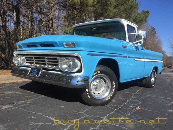 1962 Chevrolet C10  for Sale $30,999