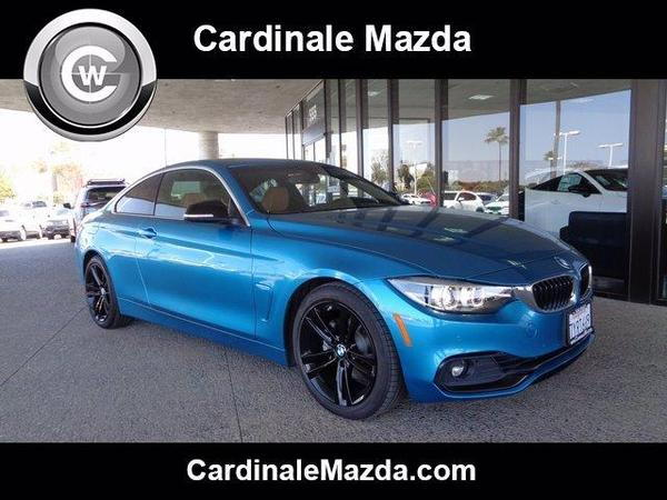 2018 BMW 4 Series  for Sale $33,880