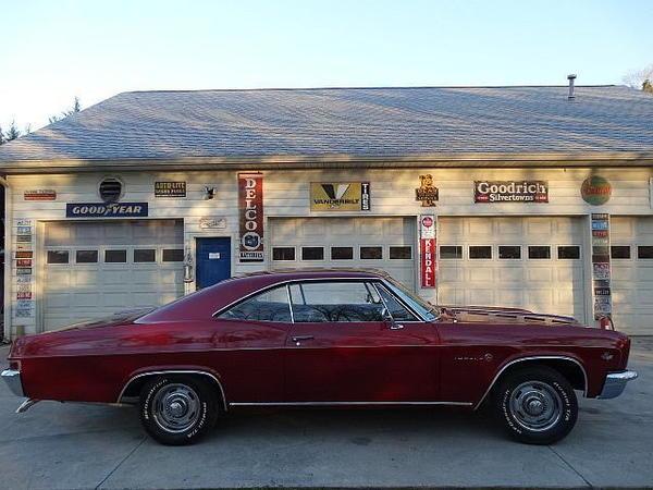 1966 Chevrolet Impala  for Sale $31,500
