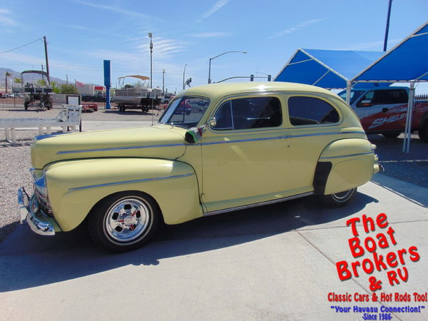 1946  ford   Super Deluxe  for Sale $29,995