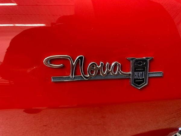 1963 Chevrolet Nova  for Sale $37,500