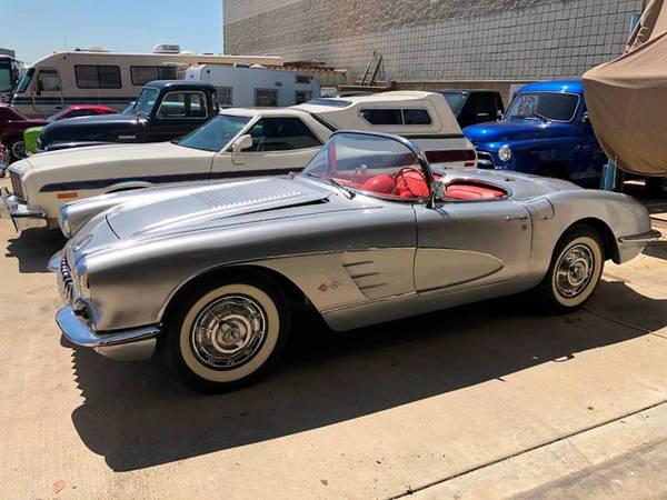 1958 Chevrolet Corvette  for Sale $95,000