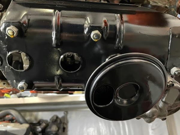 1969 GM FACTORY 427 NON NUMBERED MOTOR  for Sale $8,500