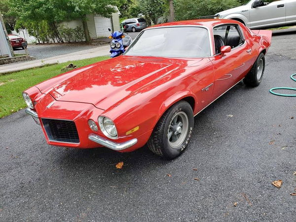 1971 CHEVROLET CAMARO  for Sale $29,949