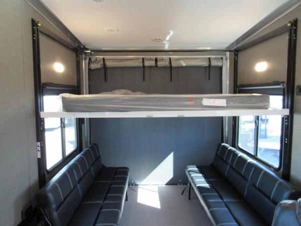 2020 ATC 36Ft All Aluminum Fifth Wheel Toy Hauler RV  for Sale $0