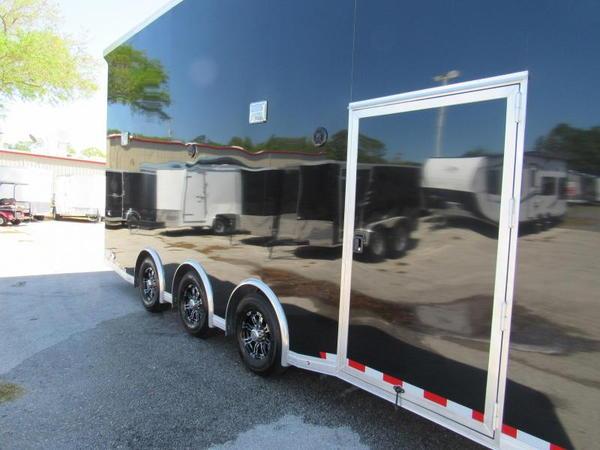 2020 Sundowner Trailers 24 Ft Stacker Car / Racing Trailer  for Sale $49,999