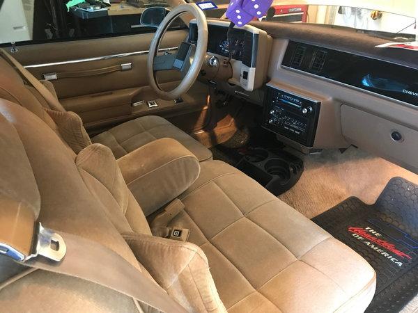 1987 Chevrolet El Camino  for Sale $14,000
