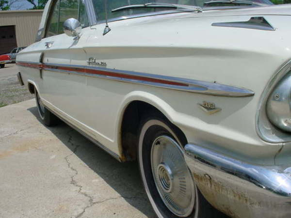 1964 Ford Fairlane  for Sale $12,900