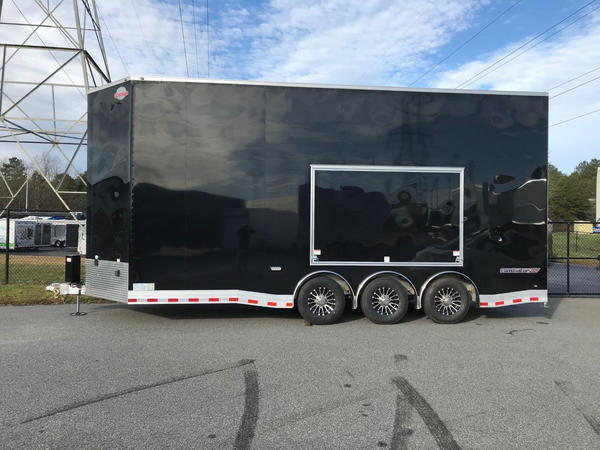 CARGO MATE ELIMINATOR 22' ELEVATOR STACKER TRAILER