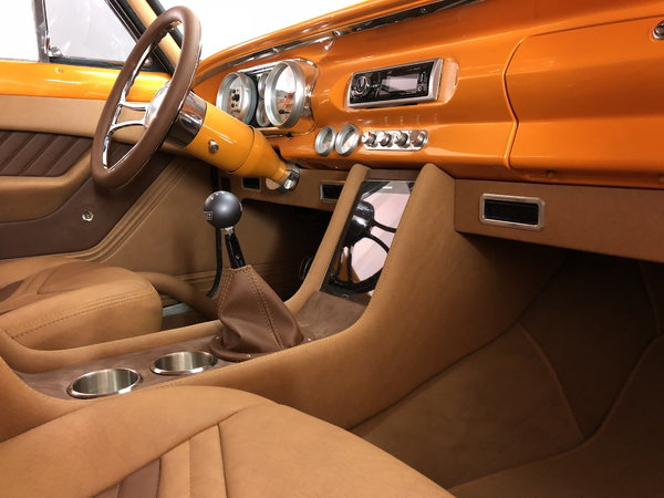 1965 NOVA Twinn Turbo  for Sale $87,000