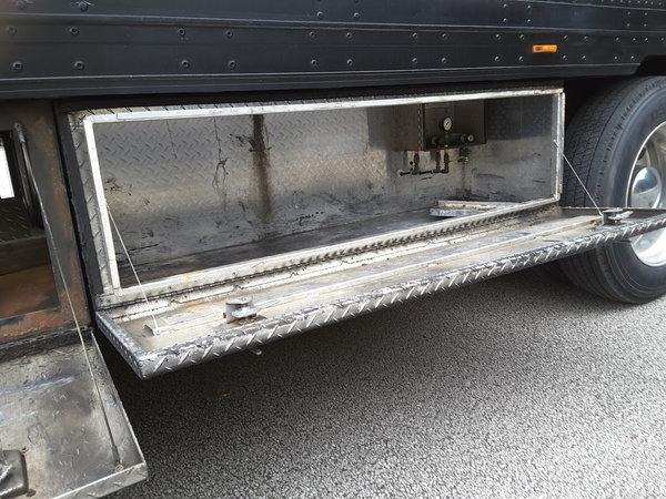1996 Wabsh 53' Drop Van  for Sale $37,000