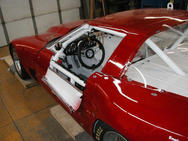 RESTORED IMSA/TransAm Corvette