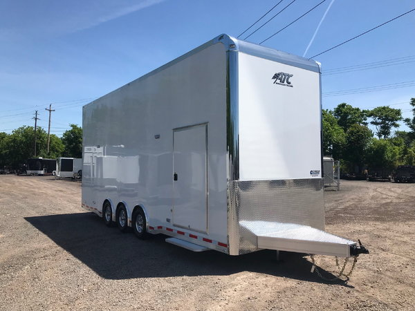 28' ATC All Aluminum Stacker ST305 Package with tilt lift  for Sale $54,995