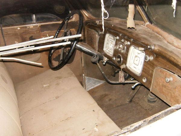 1936 Chrysler Imperial Custom Airflow  for Sale $8,500