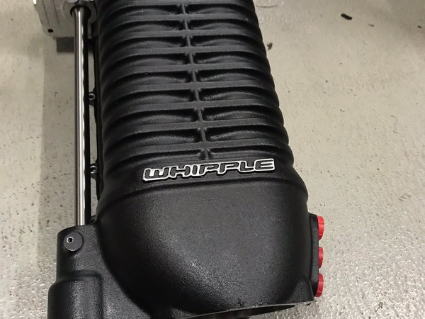 2.9L Whipple COPO blower  for Sale $4,200