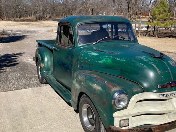 1954 Chevy 5 window  for Sale $26,500