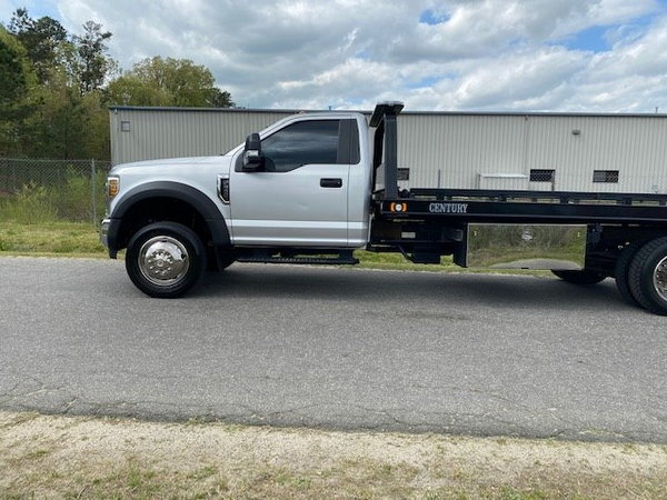 2019 Ford F550 Super Duty Rollback/Wrecker Commercial Tow Tr  for Sale $59,950