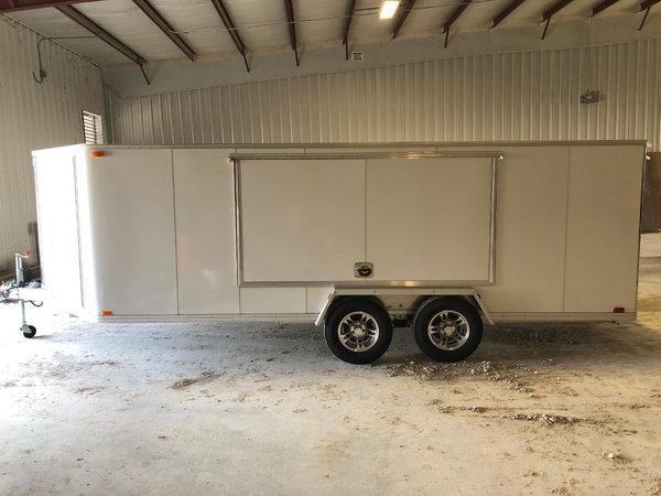 2017 Trailex CTE-84180 Enclosed Car Trailer  for Sale $18,499