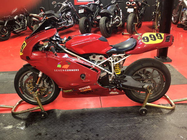 2004 Ducati 999  for Sale $5,000