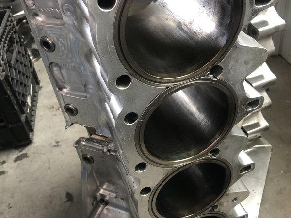TFX Top Fuel Block  for Sale $600