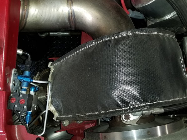 1995 Mustang Cobra Turbo