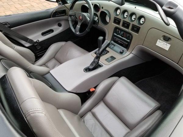 1994 Dodge Viper RT/10 14k Actual Miles
