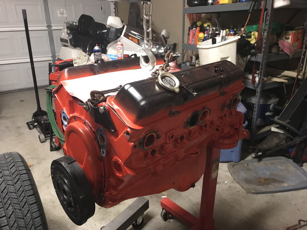 400 Long Block  for Sale $450