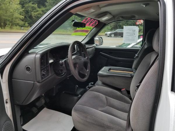 2007 GMC 2500HD 4x4