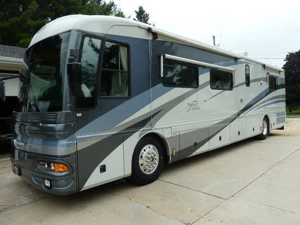 Very Nice Low Mile 2003 American Tradition  for Sale $59,999