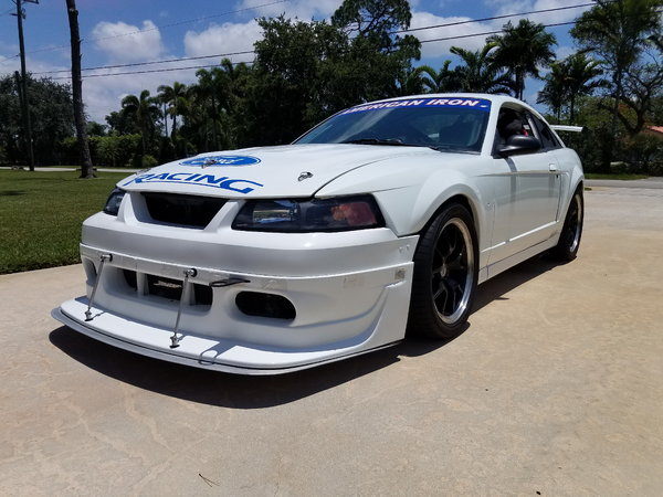 2000 Ford Saleen Mustang  for Sale $15,500