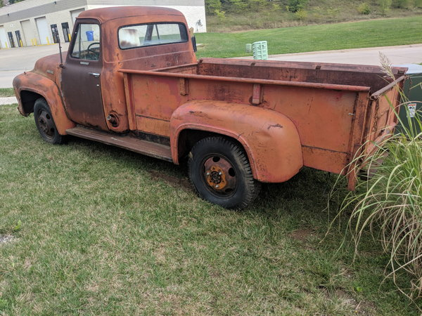 1953 F-350 Pickup  for Sale $2,800