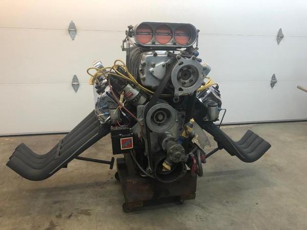 Keith Black Hemi  for Sale $45,000
