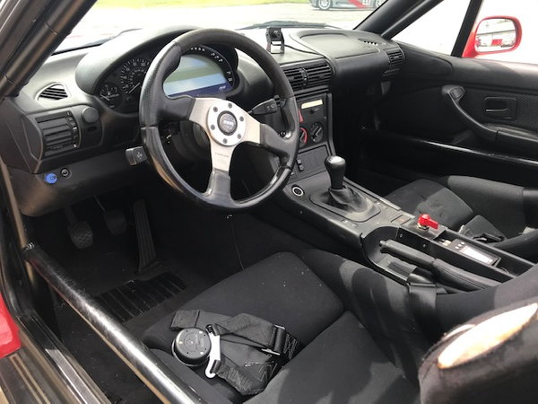 BMW Z3 Roadster  for Sale $15,000