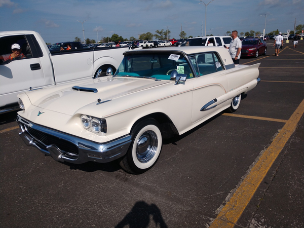 1959 Ford Thunderbird for sale in Brandon, FL, Price: $12,500