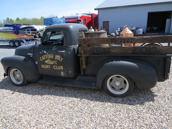 1950 CHEVY PICKUP  for Sale $42,000