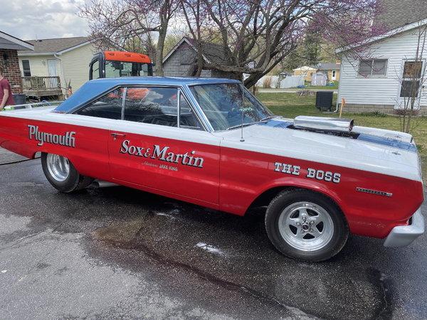 67 Sox martin tribute Belvedere  for Sale $1,234