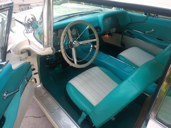 1959 Ford Thunderbird  for Sale $12,500